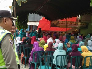 Mengawal Pengajian Rutin Desa Mejuwet